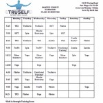 TruSelf Sporting Club - Allied Gardens Free group exercise class schedule copy
