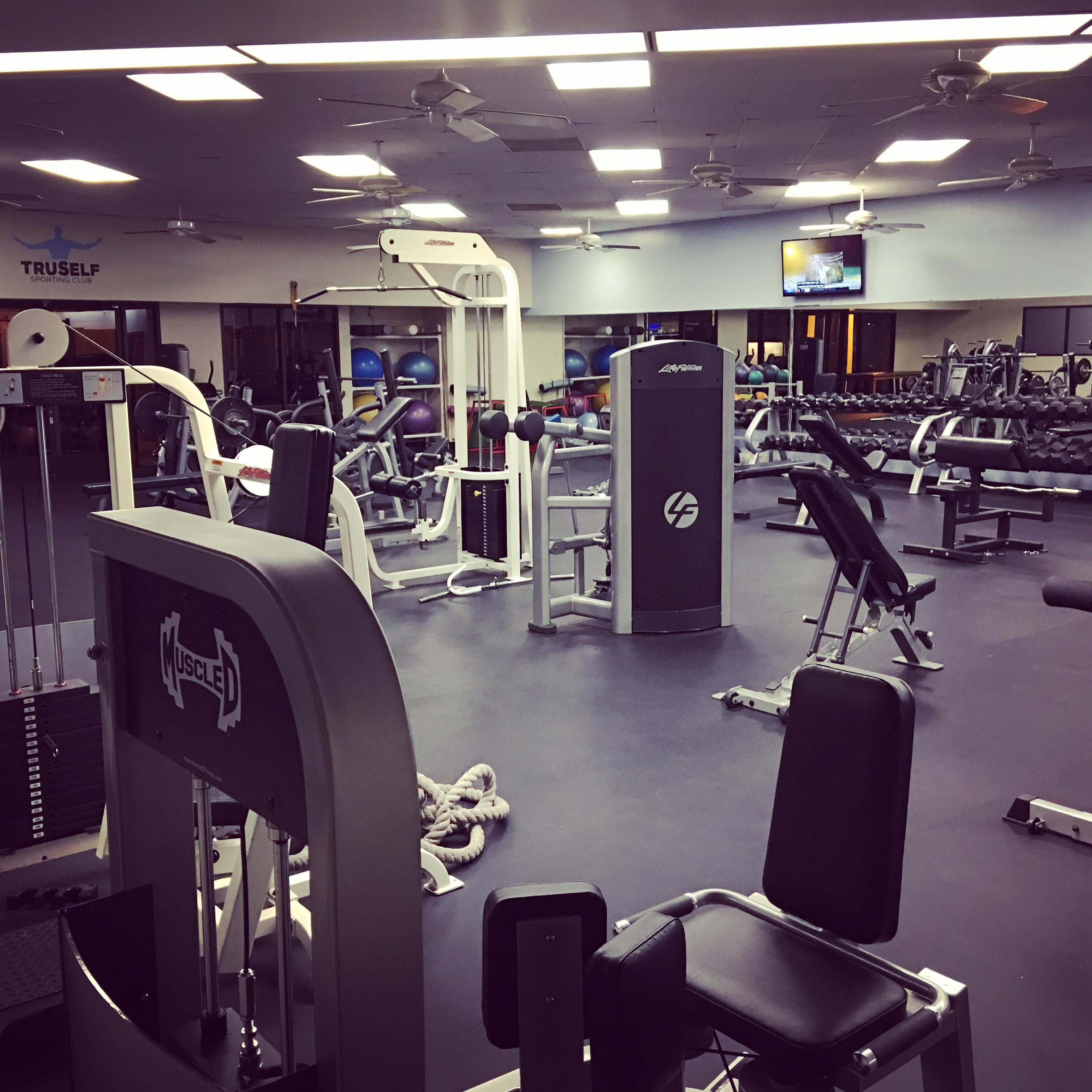 Truselfsportingclub gym gallery