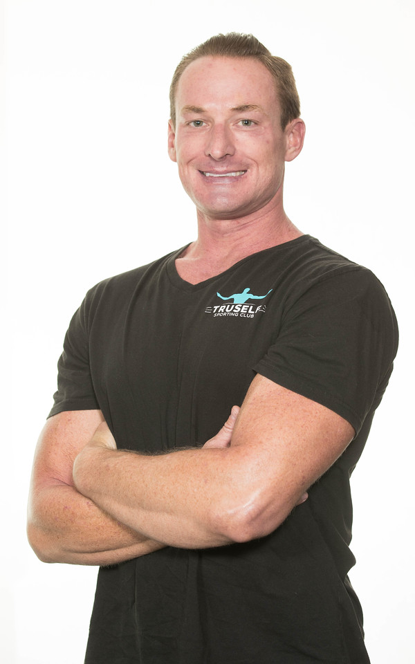 TruSelf Sporting Club Personal Trainer Adam Steinhauser