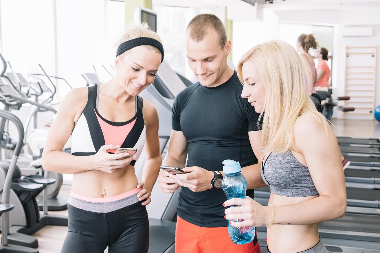 TruSelf Sporting Club gym members referral rewards