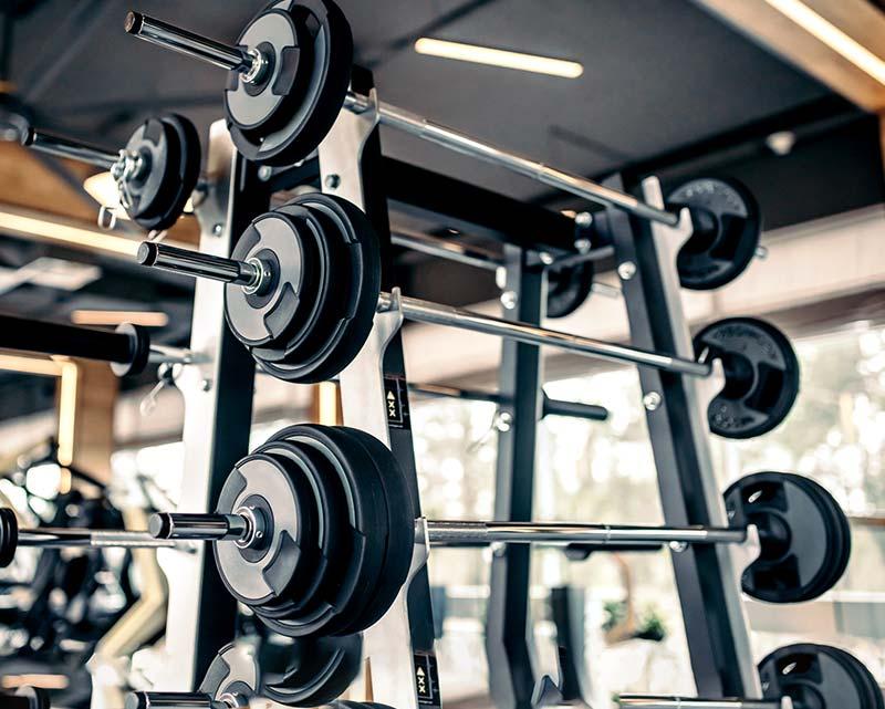 TruSelf Sporting Club premium weights San Diego Gym