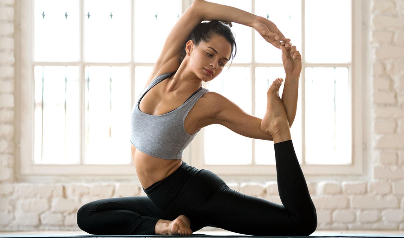 one on one studio yoga session truself sporting club image