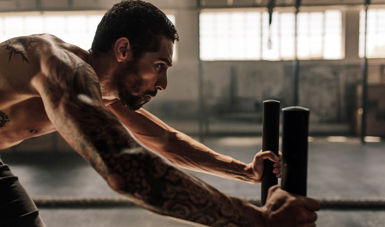 HIIT image san diego gym truself sporting club