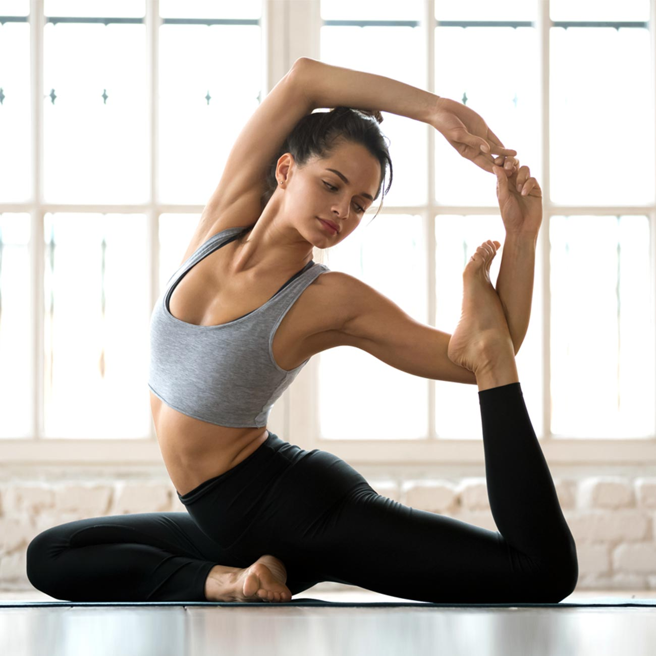 Yoga classes at san diego gym TruSelf Sporting Club