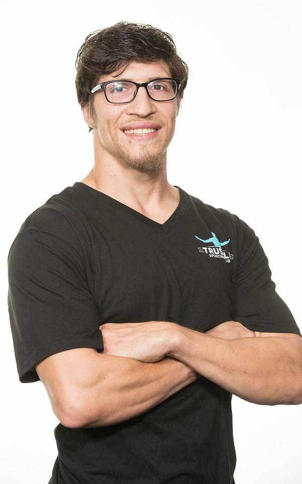 TruSelf Sporting Club Personal Trainer Josh Martin