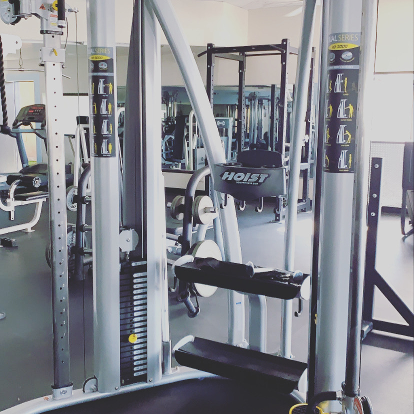 Hoist Functional Cable Trainer TruSelf Sporting Club image