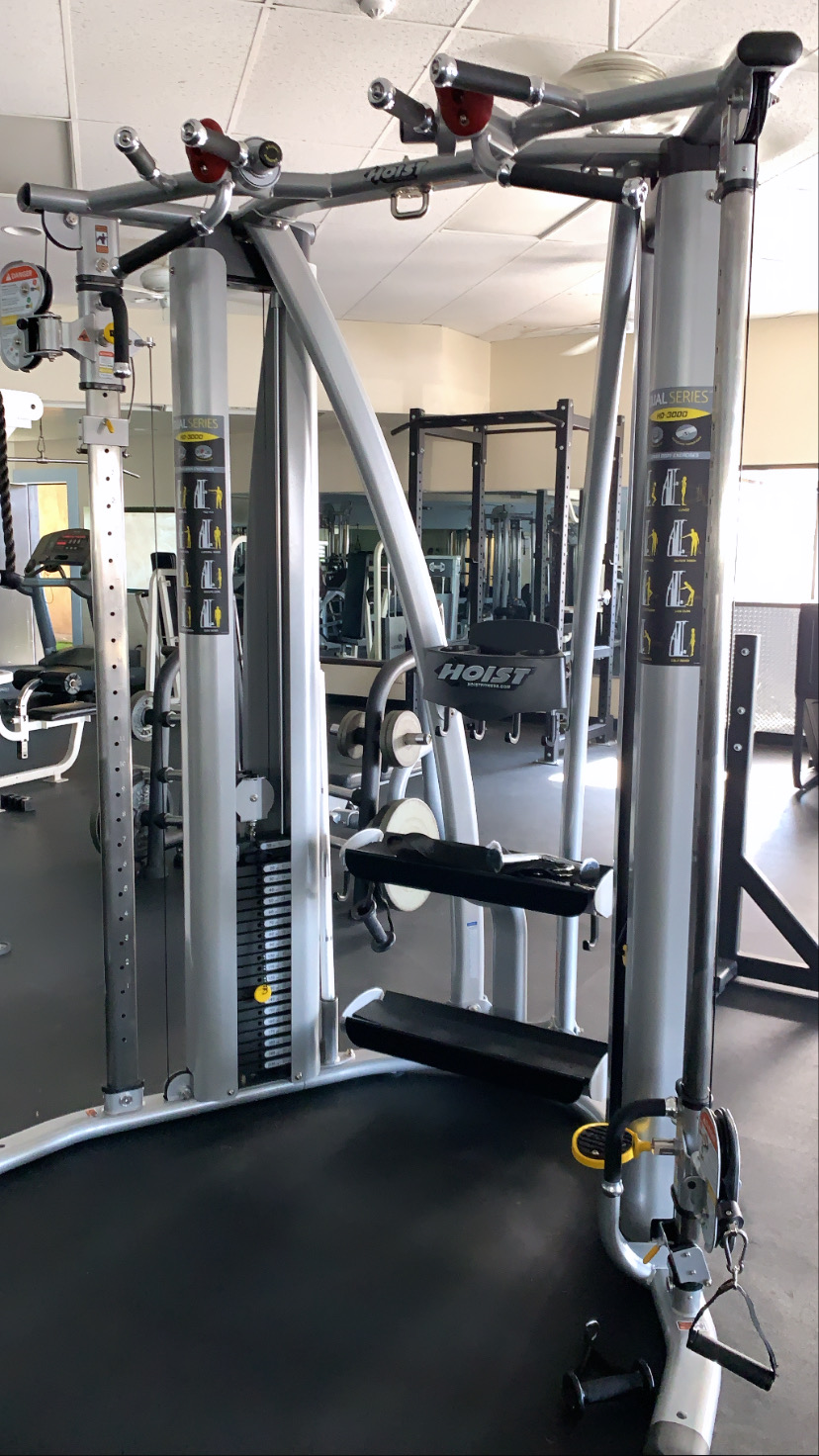 Hoist Functional Cable Trainer TruSelf Sporting Club image2